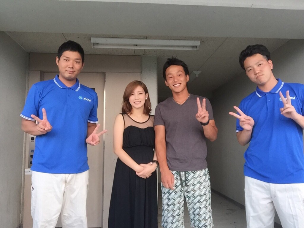 9月25日 大阪府堺市で食器棚や引越しゴミの粗大ゴミの不用品回収をしました。写真1