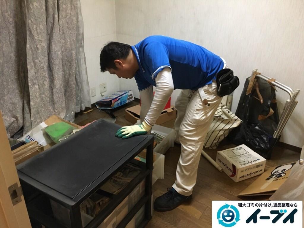 10月20日 大阪府八尾市で汚部屋のゴミ屋敷の片付けをしました。写真4