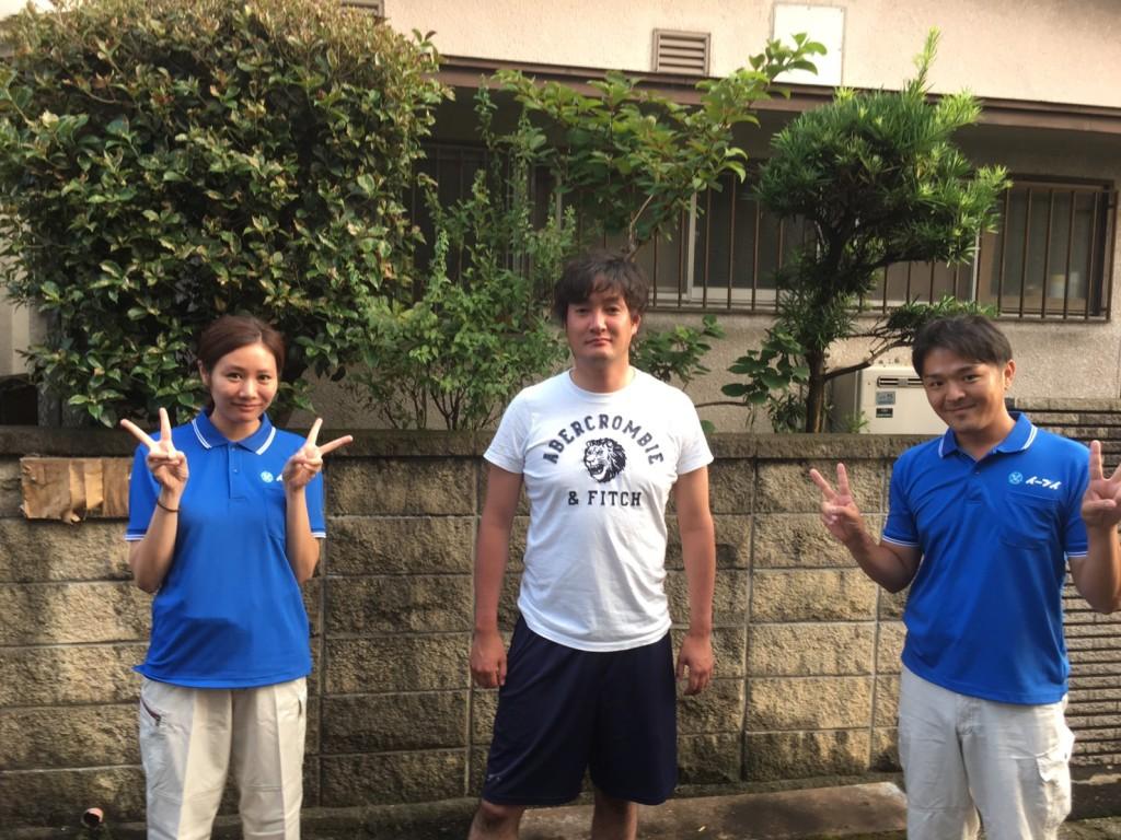 10月26日 大阪府箕面市で自転車や家具の処分で粗大ゴミを不用品回収しました。