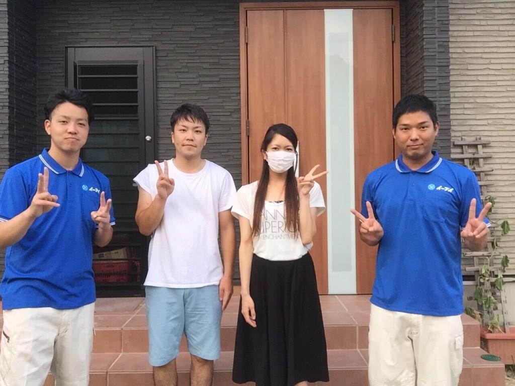 11月1日 大阪府門真市で家具処分に伴う不用品回収でイーブイをご利用いただきました。