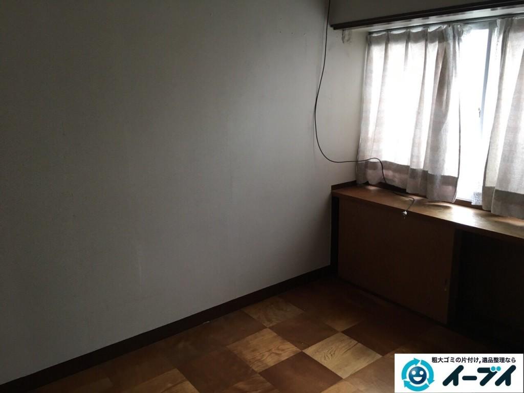 11月28日 大阪府大阪市東淀川区でソファー等の家具や絨毯など粗大ゴミの不用品回収をしました。写真4