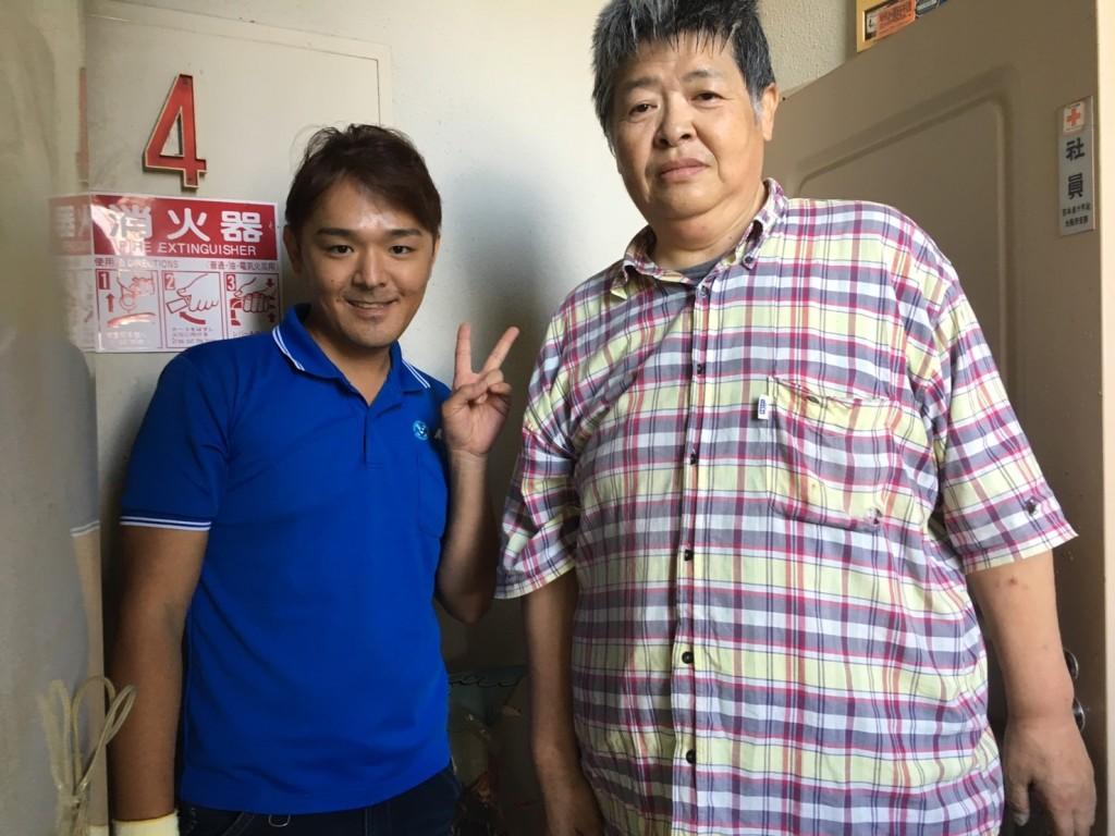 11月9日 大阪府寝屋川市で冷蔵庫の不用品回収のご依頼をいただきました。