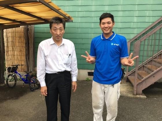 11月11日 大阪府八尾市でソファーやタンスの粗大ゴミの不用品回収の依頼をいただきました。