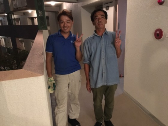 11月13日 大阪府大阪市住吉区で部屋の片付けに伴う不用品回収のご依頼をいただきました。