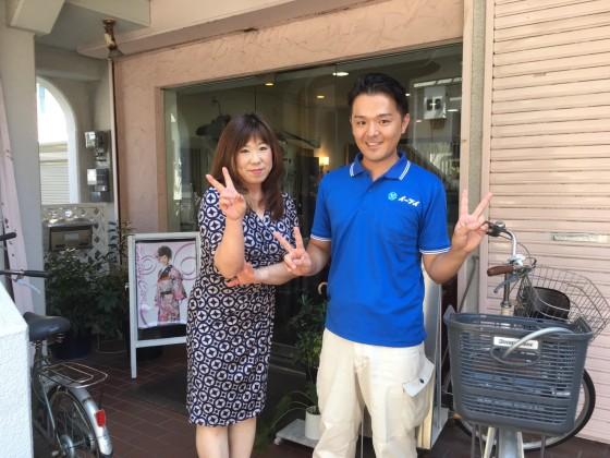 11月24日 兵庫県西宮市でタンスや家具の粗大ゴミの処分でイーブイをご利用してくださいました。