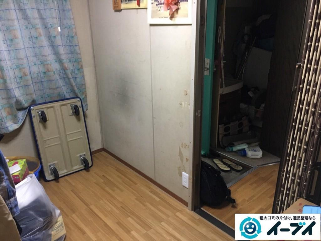 12月14日 大阪府豊能郡豊能町で家具や粗大ゴミの不用品回収をしました。写真6