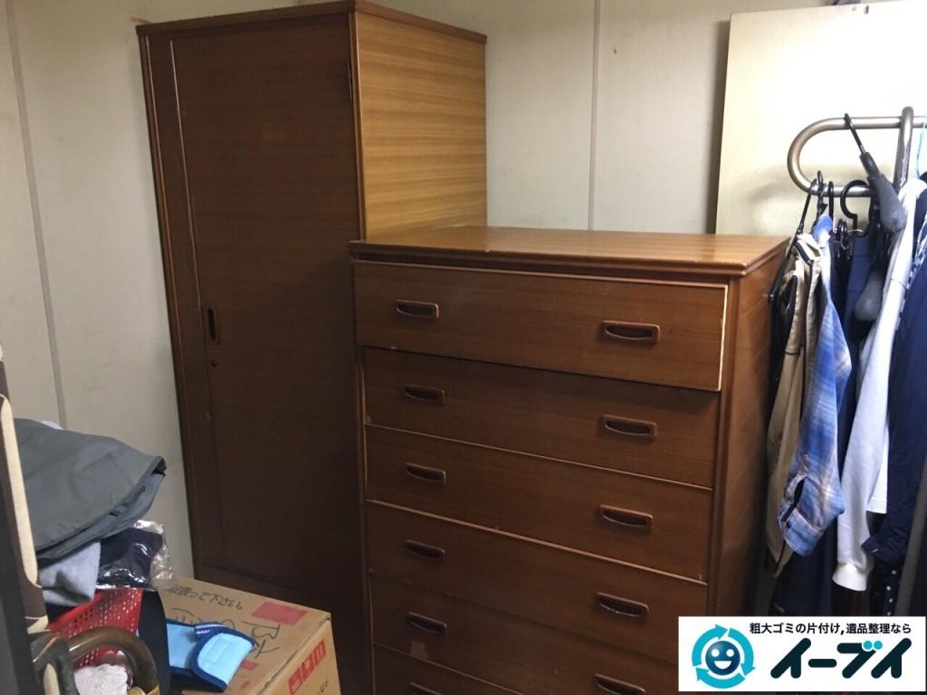 12月14日 大阪府豊能郡豊能町で家具や粗大ゴミの不用品回収をしました。写真4
