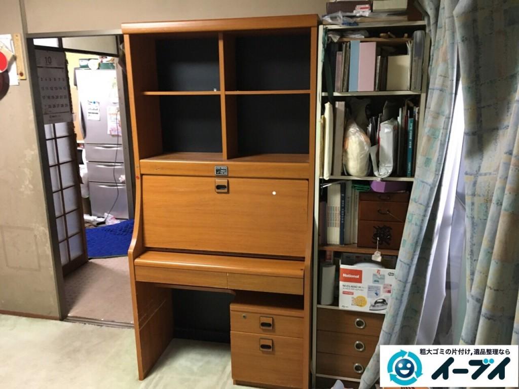 12月14日 大阪府豊能郡豊能町で家具や粗大ゴミの不用品回収をしました。写真3