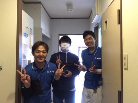 12月18日 大阪府枚方市で引越しに伴う家具やリサイクル家電の処分でイーブイをご利用していただきました。写真1