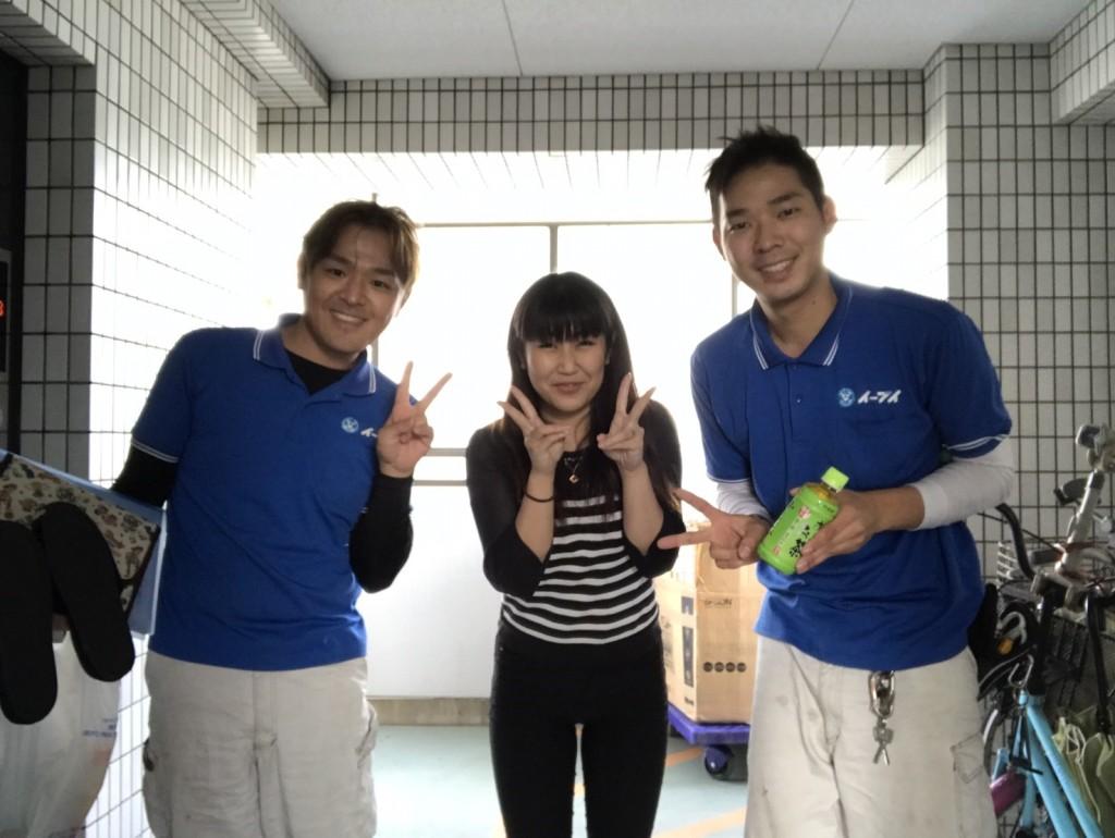 1月11日 大阪府寝屋川市で大掃除に伴う粗大ゴミや生活ゴミの処分でイーブイをご利用していただきました。