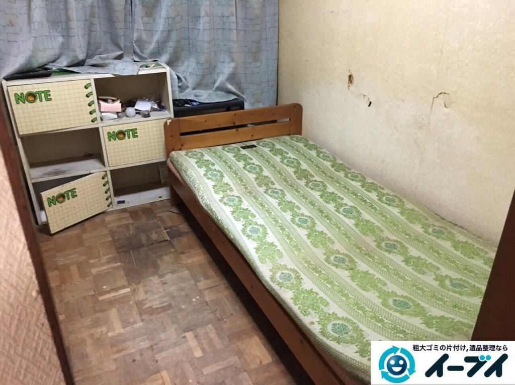 1月11日 大阪府堺市西区で遺品整理に伴う家財道具の処分をしました。写真3
