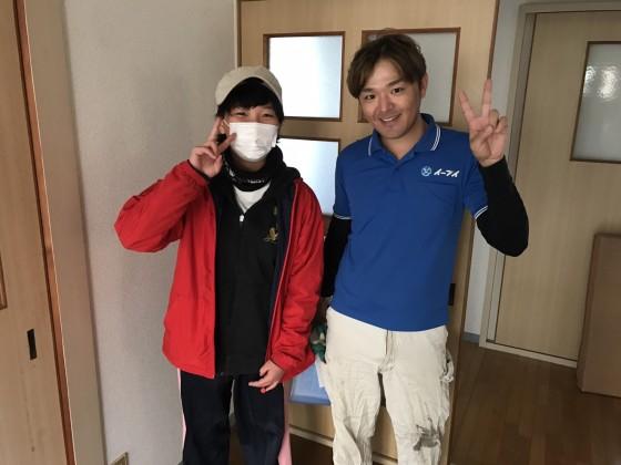 2017年1月20日大阪府高槻市で引越しに伴う嫁入りタンスの家具処分と粗大ゴミの不用品回収をしました。