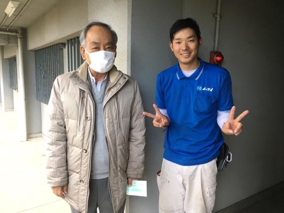 1月5日 大阪府堺市南区で引越しに伴い部屋の家財道具一式の不用品回収でイーブイを利用していただきました。