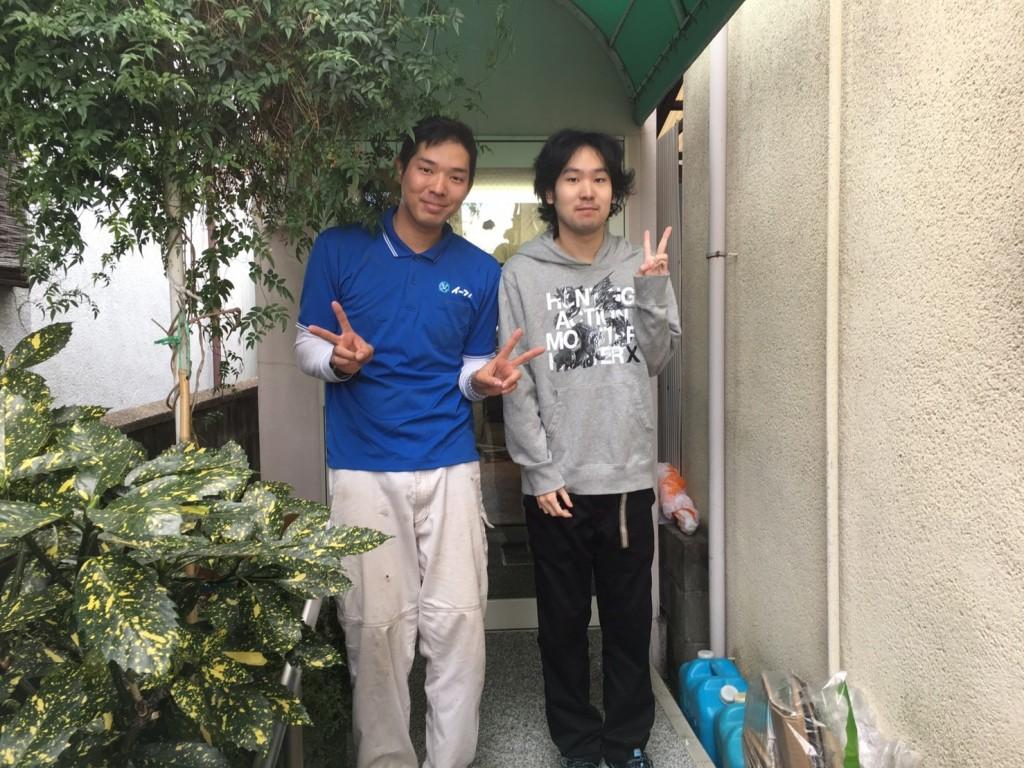 2017年2月19日大阪府八尾市でマッサージチェアとタンスの家具処分でイーブイをご利用していただきました。