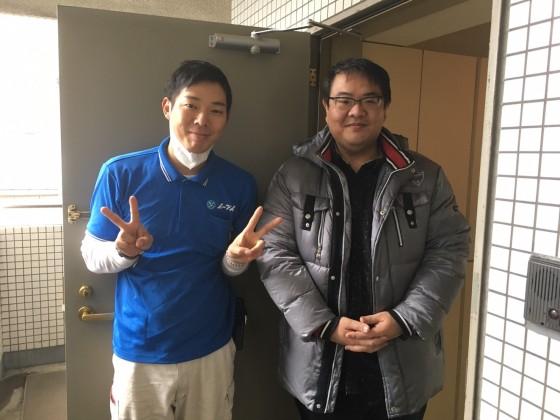 2017年3月3日大阪府大阪市北区でハウスクリーニングと家具処分でイーブイをご利用して頂きました。