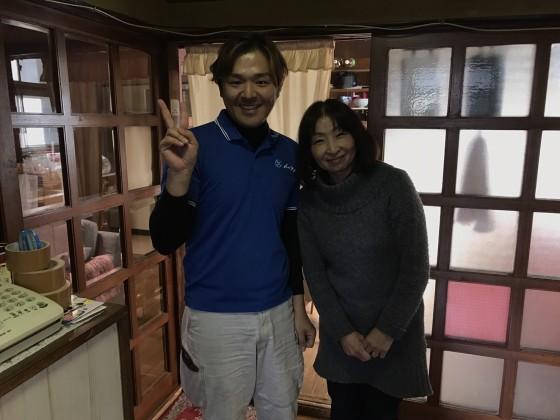 2017年2月25日大阪市阿倍野区で部屋の片付けに伴い、家具や粗大ゴミ処分でイーブイを利用して頂きました。