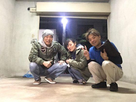2017年4月8日大阪府八尾市でガレージのスチールラックや廃品等の粗大ゴミの処分でイーブイをご利用していただけました。