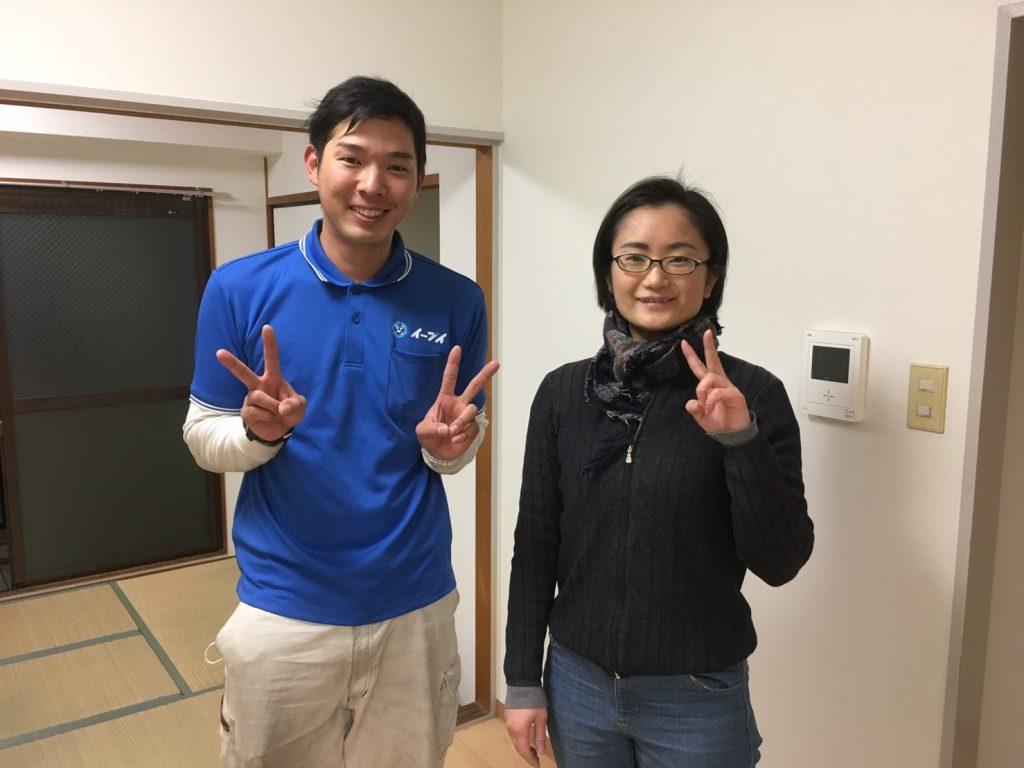 2017年3月18日大阪府大阪市鶴見区で引越しゴミの処分でイーブイをご利用して頂きました!