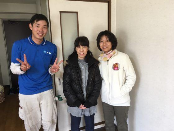 2017年3月24日大阪府茨木市で引っ越しにあたって粗大ゴミや家電などの処分でイーブイを利用して頂きました。