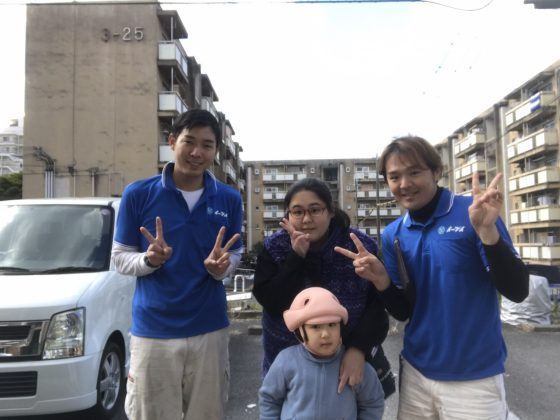 2017年3月21日大阪府堺市美原区で引っ越しゴミや粗大ゴミの処分でイーブイをご利用して頂きました。