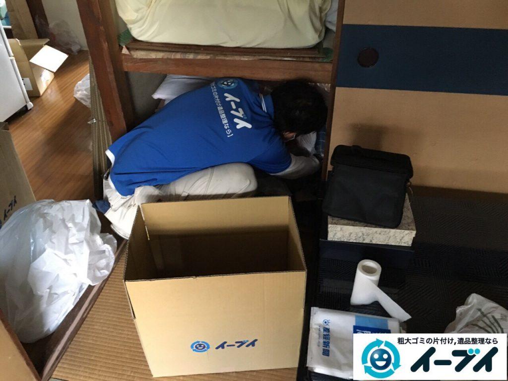 2017年4月24日大阪府大阪市淀川区で遺品整理に伴い家財道具の片付け処分をしました。写真13