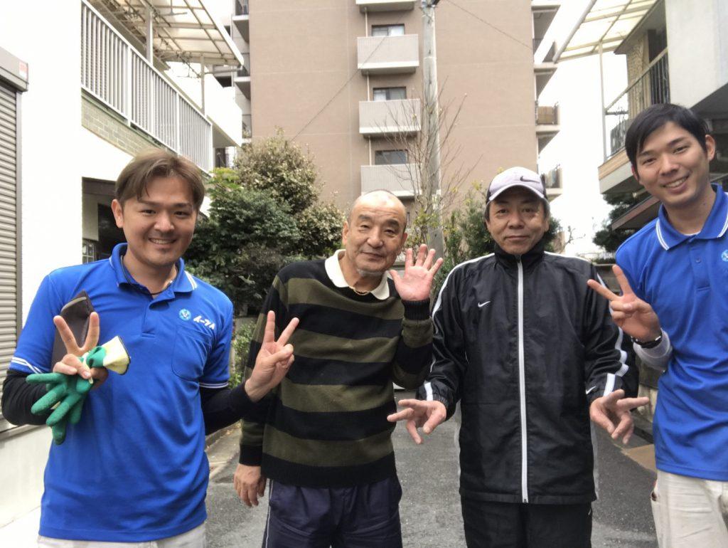 2017年4月29日大阪府八尾市で家具の処分でイーブイを利用して頂きました。