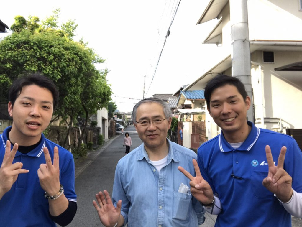 2017年5月17日奈良県奈良市で家財道具の処分でイーブイを利用して頂きました。