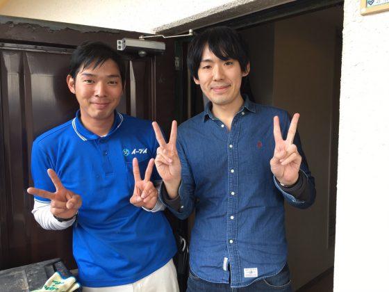 2017年7月7日大阪府大阪市淀川区で引っ越しの際に出た不用品の処分でイーブイを利用して頂きました。