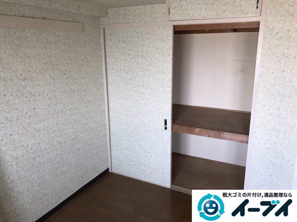 2017年6月2日大阪府大阪市西成区で遺品整理に伴う粗大ゴミや家具の処分をしました。写真4