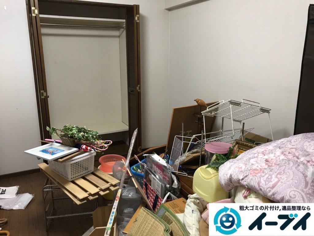 2017年6月28日大阪府堺市中区で片付けに伴う粗大ゴミや生活用品の不用品回収をしました。写真6