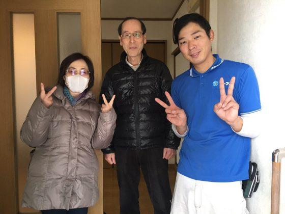 2017年6月15日大阪府大阪市阿倍野区で家財道具の処分で、イーブイを利用して頂きました。写真1