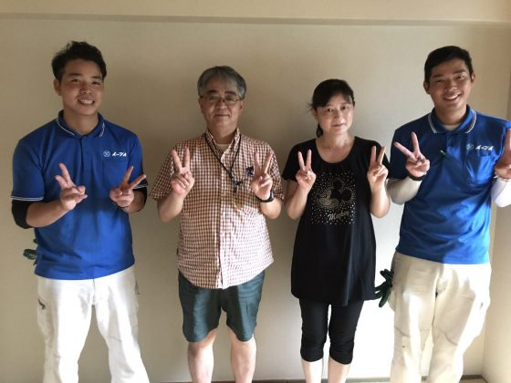 2017年6月29日大阪府大阪市中央区で引っ越しにあたって家財道具の処分でイーブイを利用して頂きました。