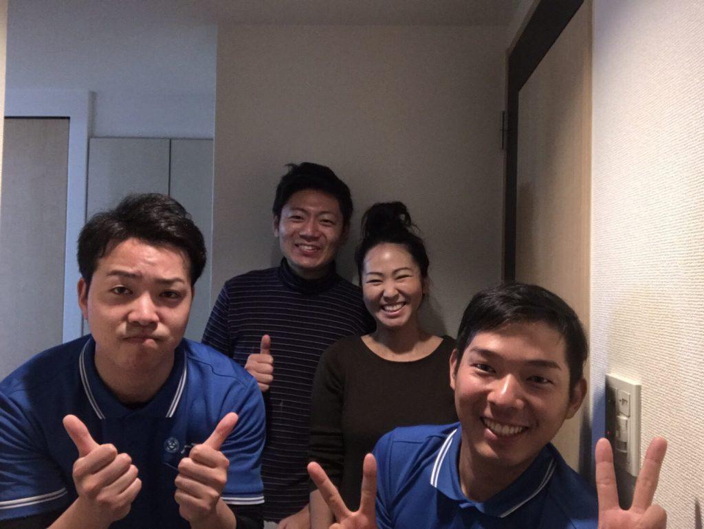 2017年6月21日大阪府大阪市福島区で引っ越しにあたっての不用品の処分でイーブイを利用して頂きました。