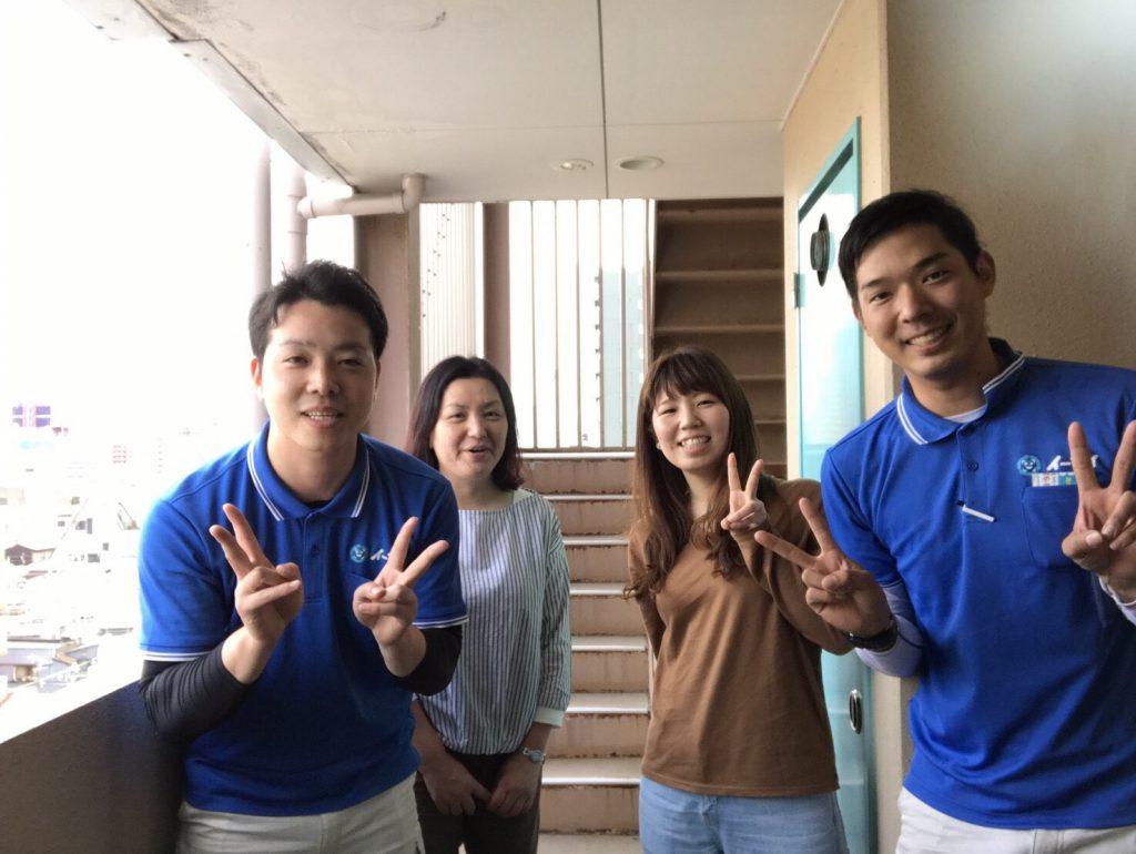 2017年6月13日大阪府大阪市北区で引っ越しにあたっての不用な家具などの処分でイーブイを利用して頂きました。
