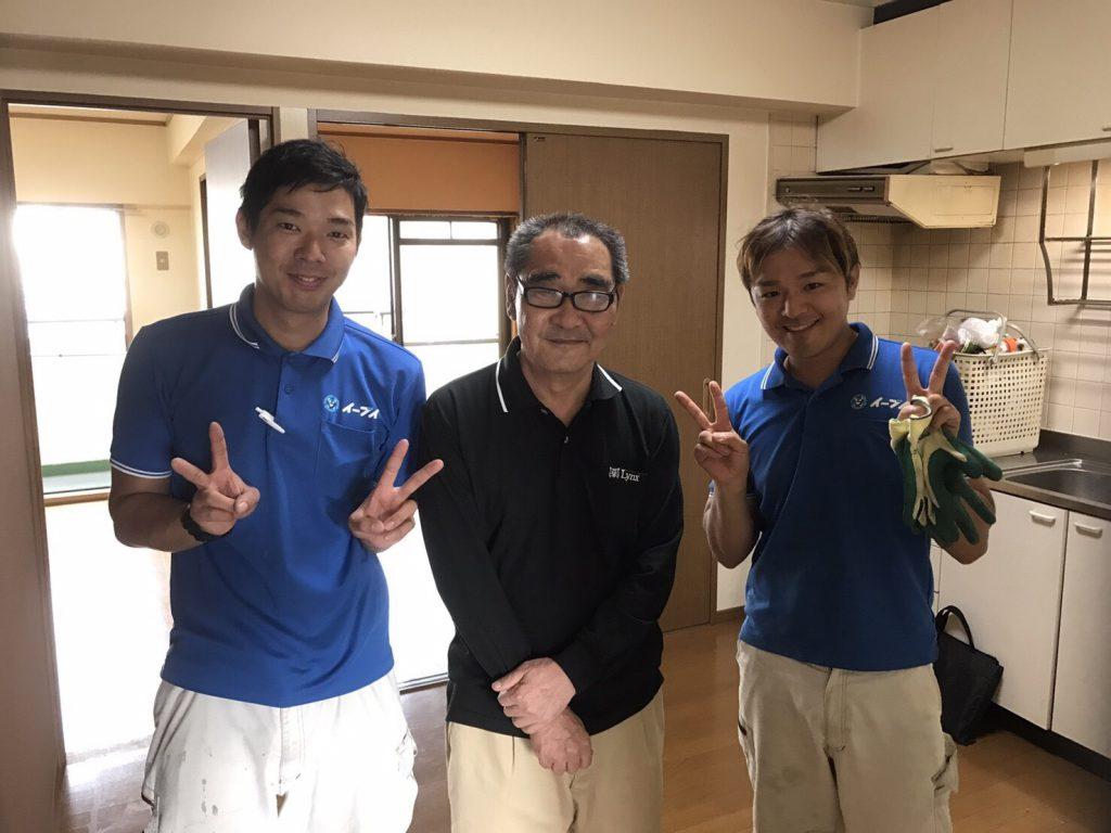 2017年6月17日大阪府大阪市北区で引っ越しにあたって不用品の処分でイーブイを利用して頂きました。