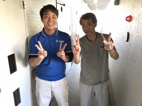 2017年6月23日大阪府大阪市北区で引っ越しにあたっての不用品を処分するのにイーブイを利用して頂きました。