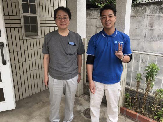 2017年7月1日大阪府大阪市天王寺区で引っ越しにあたっての家財道具処分でイーブイを利用して頂きました。