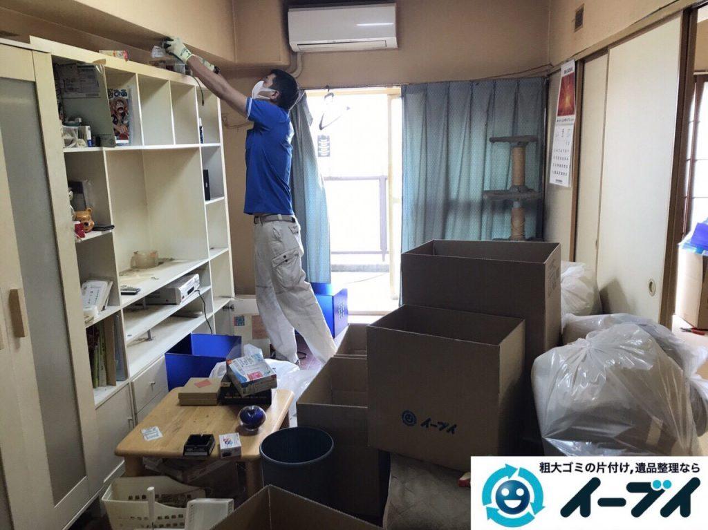 2017年7月12日大阪府八尾市で引越しに伴う粗大ゴミの処分で不用品回収の依頼を受けました。写真2