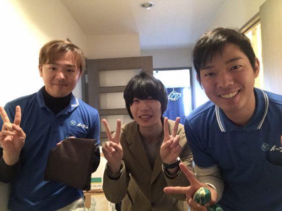 2017年7月9日大阪府東大阪市で引っ越しの際に出た不用品を処分するのにイーブイを利用して頂きました。