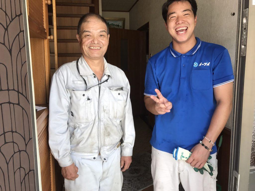 2017年7月31日大阪府堺市中区で遺品整理に伴い不要な家具の処分でイーブイを利用して頂きました。