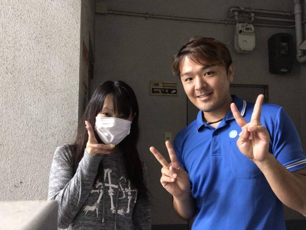 2017年8月15日大阪府大阪市平野区で部屋の大掃除に伴う不用品回収でイーブイを利用していただきました。
