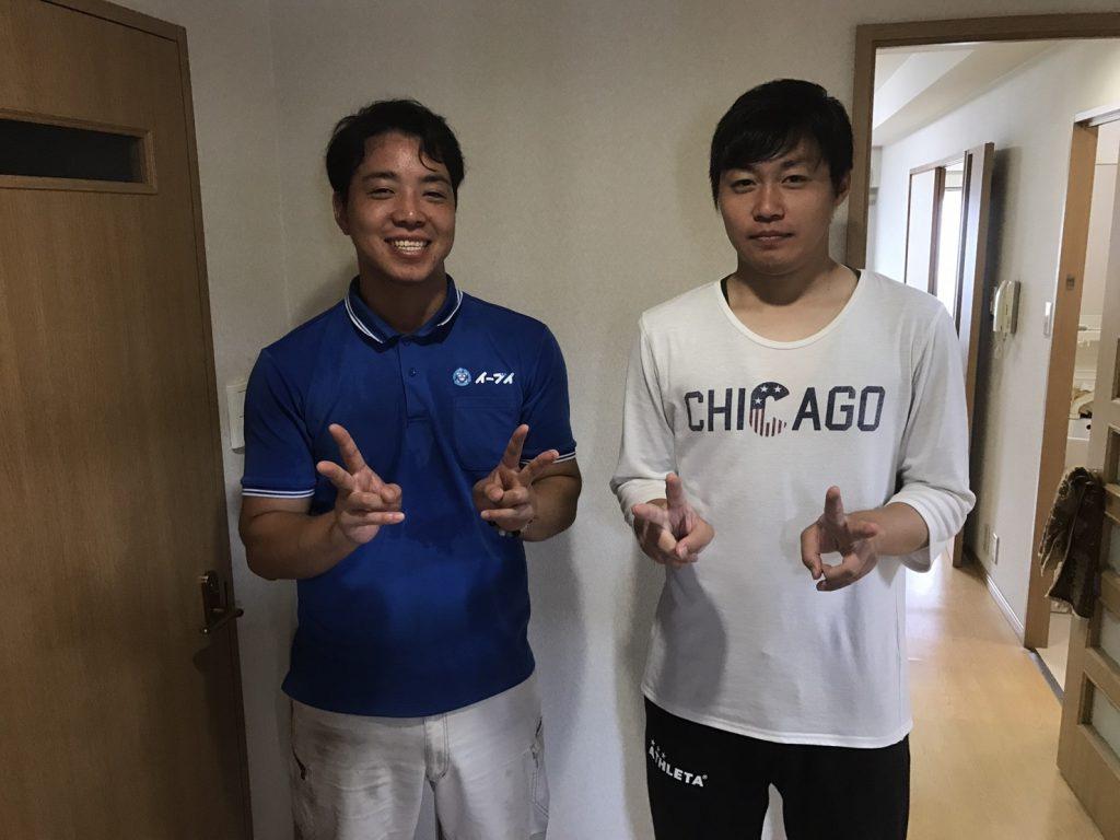 2017年8月6日大阪府摂津市鶴野で家財道具の処分でイーブイを利用して頂きました。