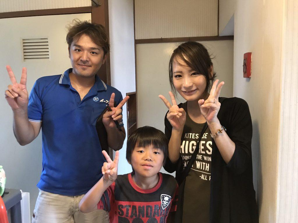 2017年8月18日兵庫県尼崎市で冷蔵庫の処分でイーブイの不用品回収を利用してくださいました。