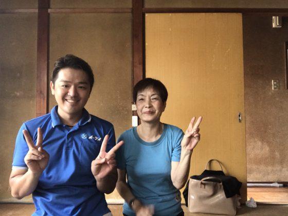 2017年8月12日大阪府大阪市住之江区で家の売却に伴い部屋の残置物を全て処分させて頂きました。