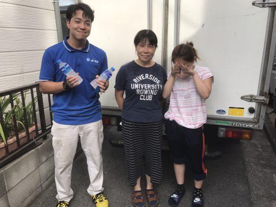 2017年9月26日大阪府岸和田市で家財道具の処分でイーブイをご利用して頂きました。