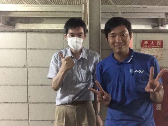 2017年9月11日奈良県生駒市で引っ越しにあたって家財道具の処分でイーブイを利用して頂きました。