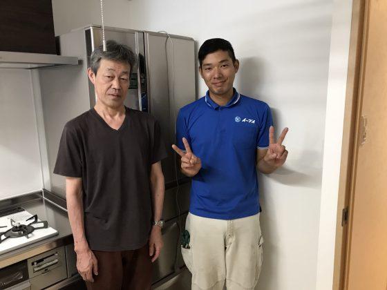 2017年10月20日大阪府摂津市で引越しのお手伝いと退居するにあたっての家具の処分をさせて頂きました。