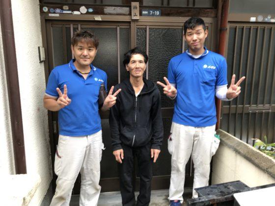 2017年10月23日大阪府東大阪市で遺品整理と処分の依頼でイーブイを利用していただきました。