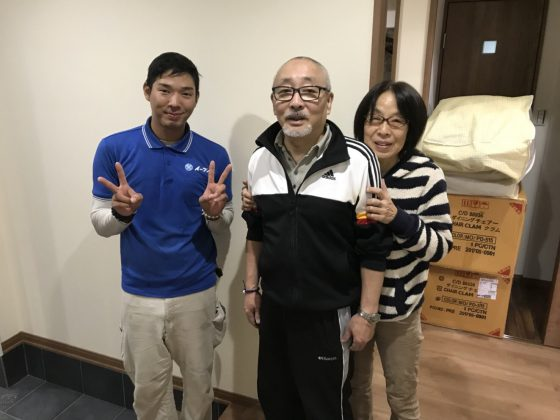 2017年11月7日大阪府大阪市旭区で引っ越しに伴う、不用品の処分と運搬のお手伝いをさせて頂きました。