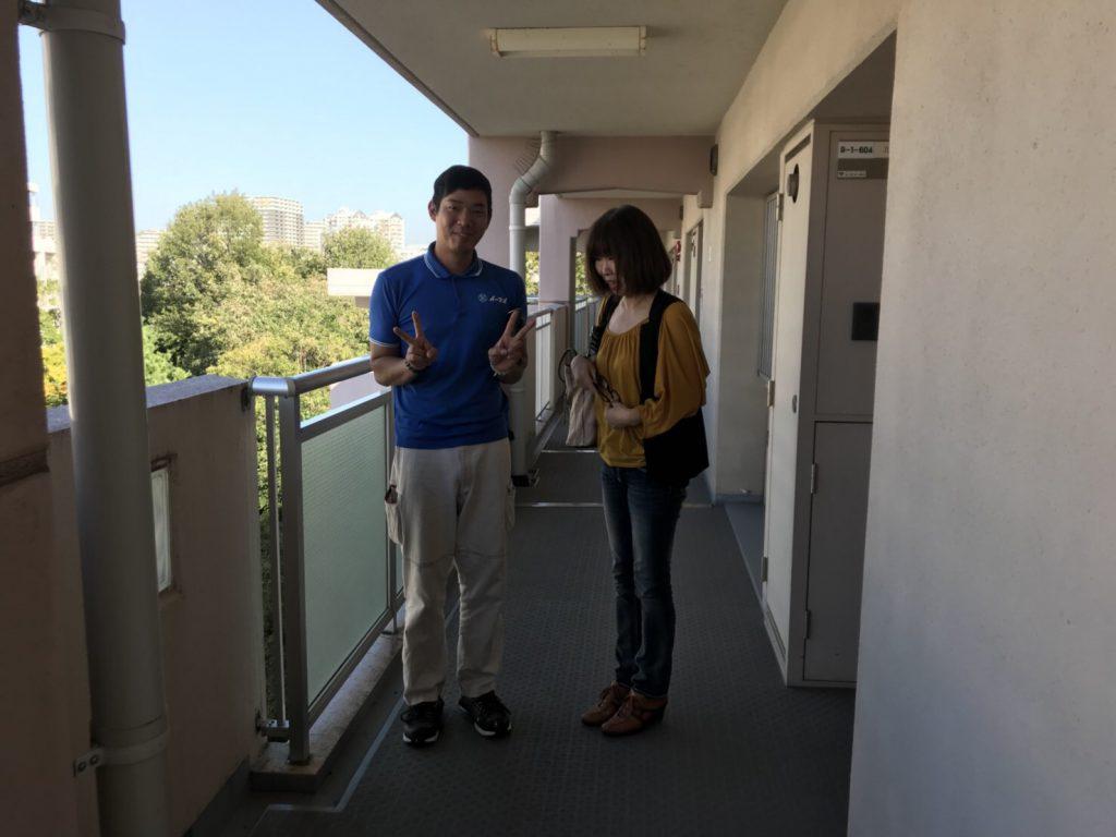 2017年11月10日大阪府豊中市旭丘で退去に伴う不用な家財道具の処分でイーブイをご利用して頂きました。写真1